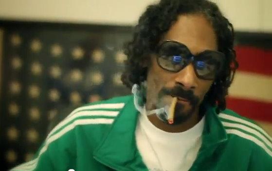 Snoop Dogg in Jamaica