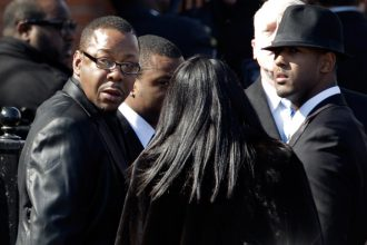 PHOTO: Whitney Houston's Funeral Pictures