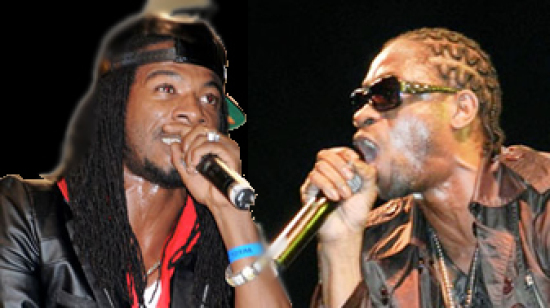 bounty killer and gyptian
