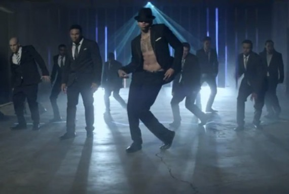 "Chris Brown – ""Turn Up The Music"" [New Video]"