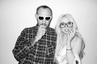 Lindsay Lohan Channels Marilyn Monroe In Racy Photo Shoot For Love Magazine [Photo]