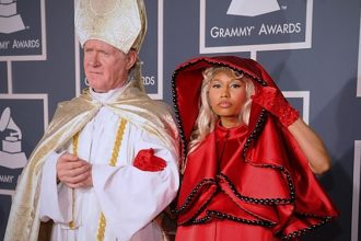 Nicki Minaj Angers Catholic Church With Grammy Performance
