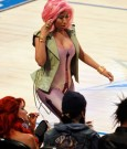 nicki minaj nba all star