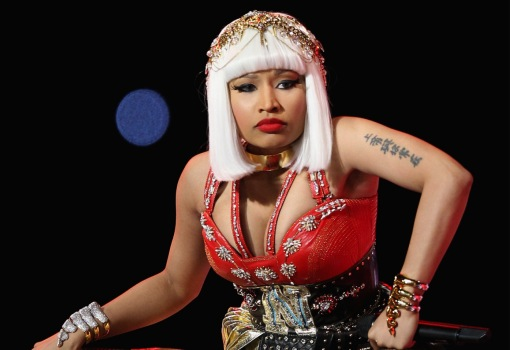 Did Nicki Minaj Performs At Super Bowl Wearing No Underwear? [Photo]