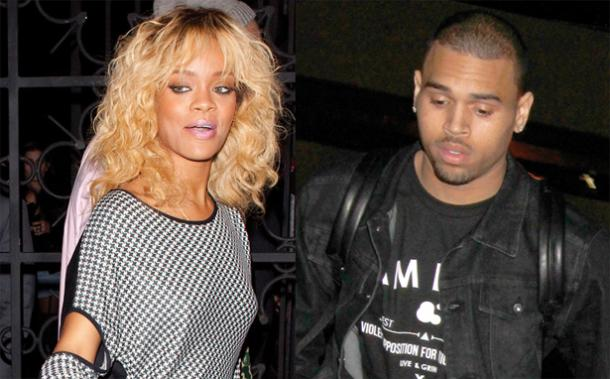 Rihanna And Chris Brown Gets Cozy For Her 24th Birthday [Photo]