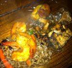 rihanna bday party food