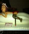 rihanna birthday cake