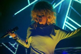 Rihanna Performs At House Of Blues For Charity [Video]