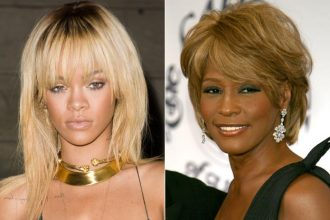 Rihanna Taped To Play Whitney Houston In Biopic