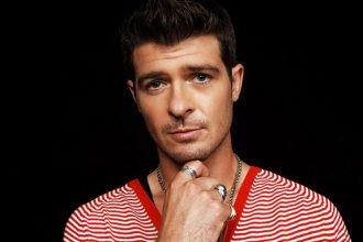 Robin Thicke Arrested In NYC For Smoking Marijuana