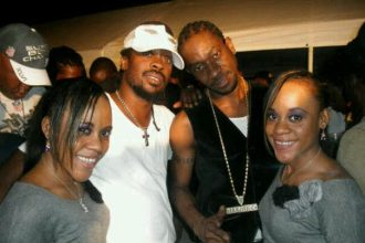 Beenie Man And Bounty Killer Unite At Miss Ivy Tribute [Photo]