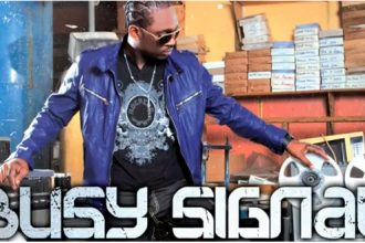 Busy Signal Album Leaked, Management Not Worried