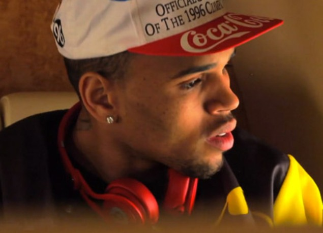 Chris Brown how i feel video