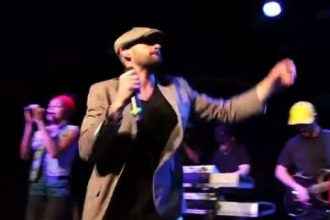 VIDEO: Gentleman & The Evolution Live At Le Poisson Rouge New York