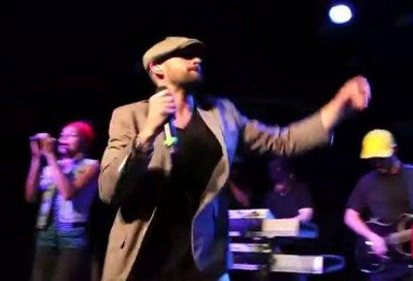 Gentleman performing live