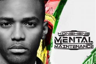 "Konshens Kicks Off ""Mental Maintenance"" Promotion & Tour"