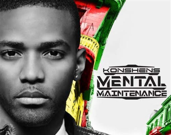 Konshens mental maintenance artwork