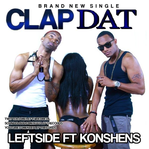 Leftside Konshens-Clap-Dat