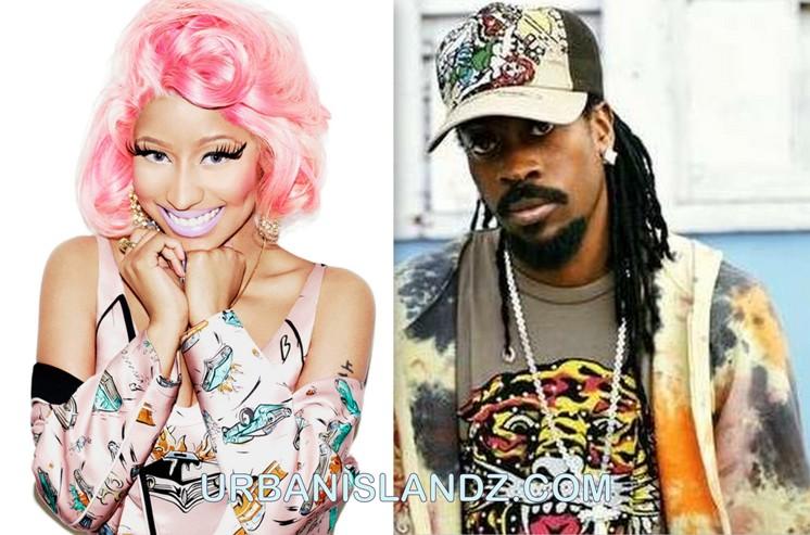 Nicki Minaj and Beenie Man