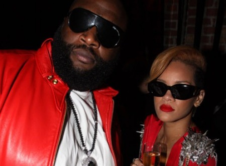 MUSIC Rick Ross Rihanna Chris Brown Birthday Cake Remix