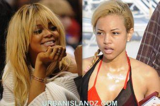 "Did Rihanna Fired Subliminal Shots At Karrueche Tran In ""Birthday Cake"" Remix?"