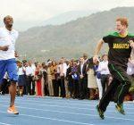 bolt and prince harry race