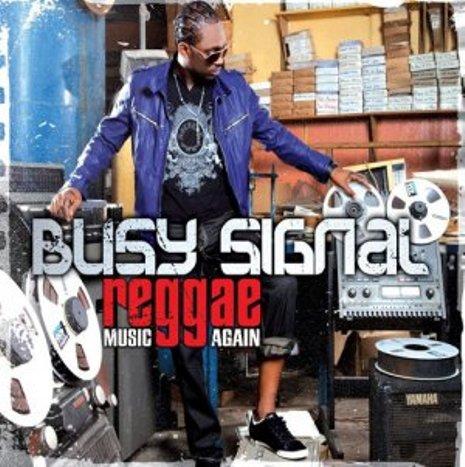 busy signal reggae music again artwork