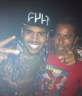 chris brown in mexico 2