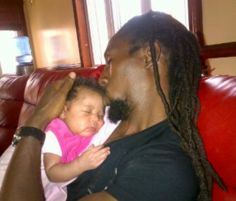 jah cure and daughter kailani