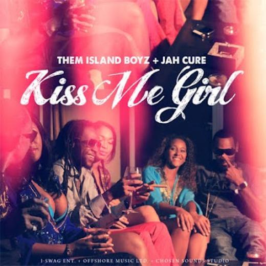 jah cure kiss me girl