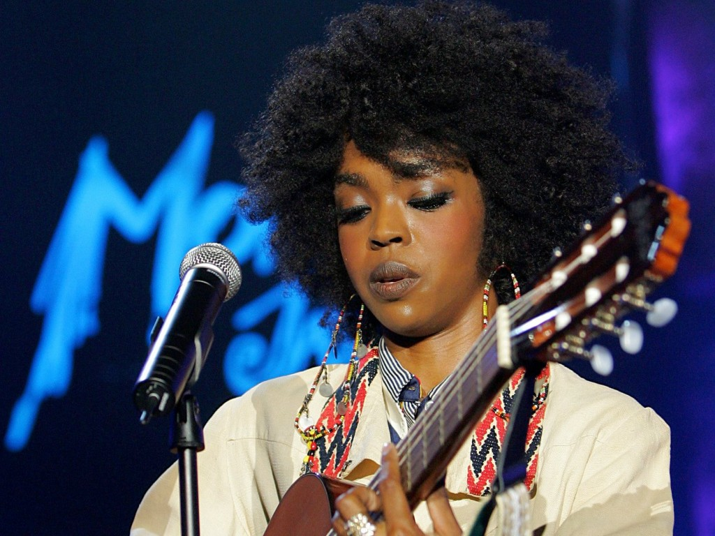 lauryn hill 2012