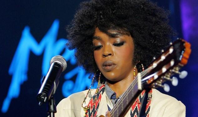 lauryn hill 2012