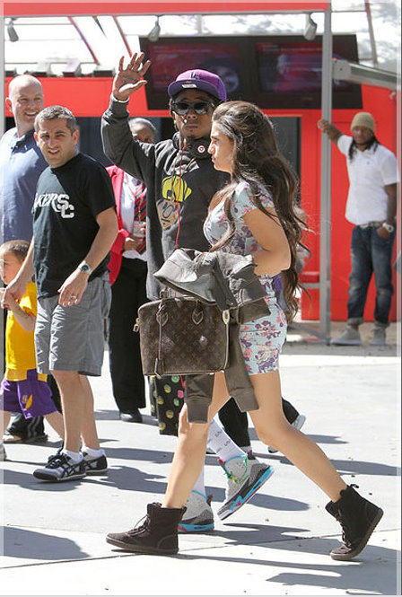 Lil Wayne Girlfriend Dhea Shows Off Huge Diamond Ring