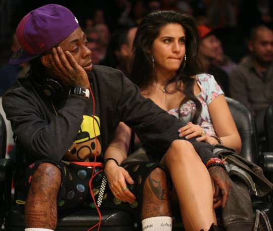 lil wayne and dhea