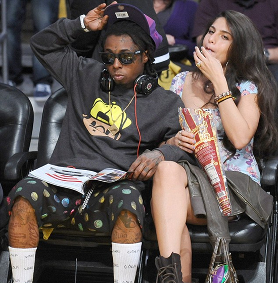 lil wayne and girlfriend dhea