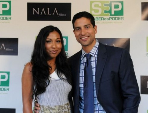 melanie fiona and adam rodriguez