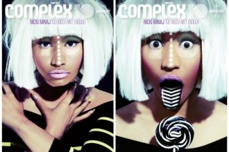 Nicki Minaj Covers Complex Magazine, Talks Fight From Other Female Rappers [Video]