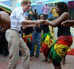 prince harry dancing in jamaica