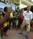 prince harry dancing jamaica