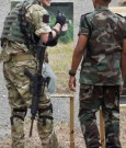 prince harry in jamaica soldier camp