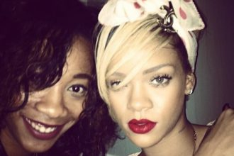 Rihanna And Her Bestie Melissa Romantically Involved [Photo]