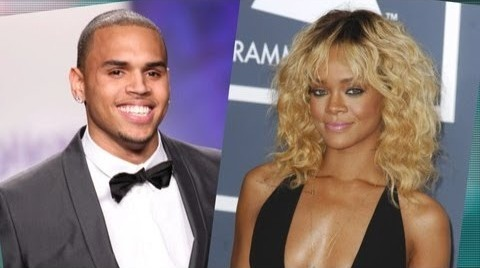 rihanna and chris brown engage