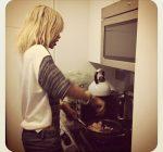 rihanna cooking