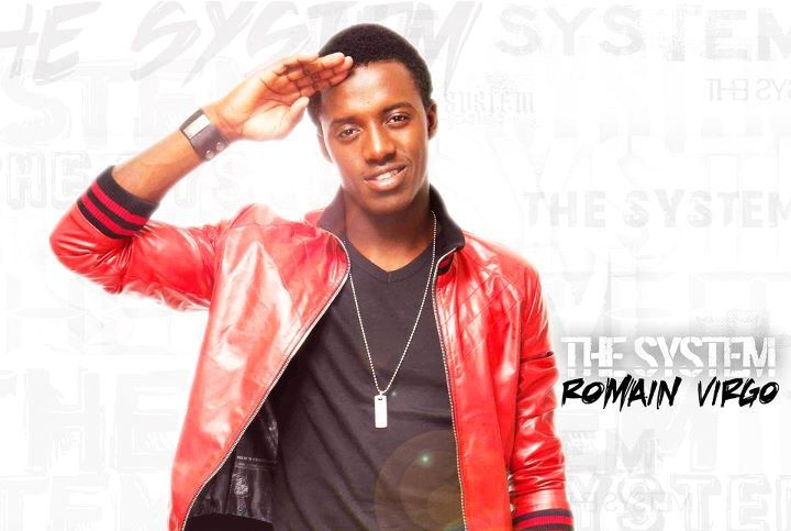 romain virgo the system artwork