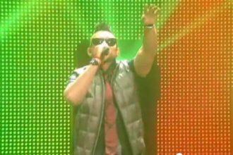 Sean Paul, Taio Cruz, Olly Murs Performed At ECHO Music Awards [Video]