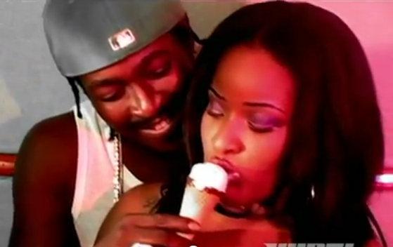 Black Ryno Ice Cream