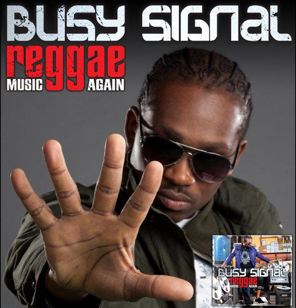 Busy Signal Reggae Music Again