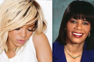 Rihanna, Portia Simpson Miller Name On Time 100 Most Influential People