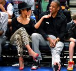 beyonce and jay-z knicks game 3