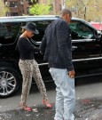 beyonce and jay-z knicks game 4